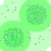 Sugarscape simulation
